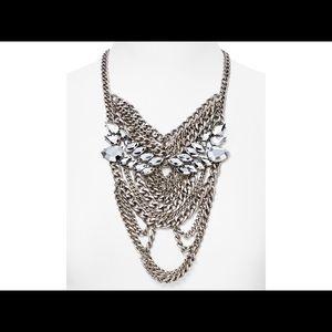 Bauble bar necklace: Eleanor Chain bib